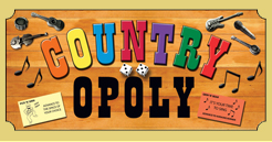 Countryopoly game box